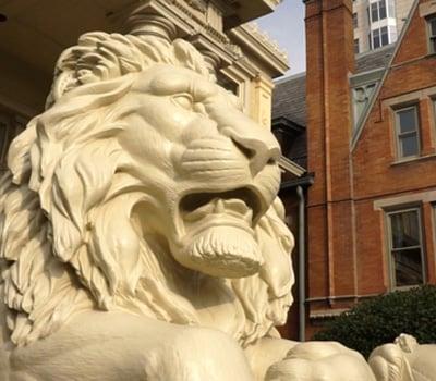 Lion-House